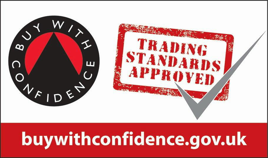 Trading-standards logo-MOT and Tyres Poole